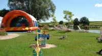 Terrain de Camping Varennes le Grand Location en Mobil home au Camping Moulin De Collonge