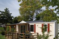 Terrain de Camping Murat le Quaire Location en Mobil home au Camping Le Repos Du Baladin