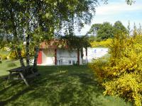 Terrain de Camping Limousin Domaine Des Monts De Bussy