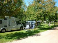 Terrain de Camping Entre deux Monts Location en Mobil home au Camping Les Mérilles
