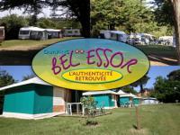 Terrain de Camping Pays de la Loire Camping Bel Essor