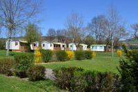 Terrain de Camping Beaufin Location en Mobil home au Camping Du Pre Rolland