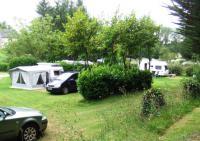 Terrain de Camping Pluguffan Camping La Pointe