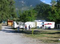 Camping Les Cariamas-nos-mobile-home