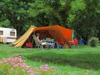 Terrain de Camping Lézan Camping Cévennes Provence