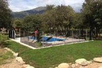 Terrain de Camping Corse E Canicce