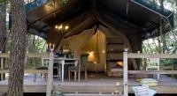 Terrain de Camping Condezaygues Camping Les Ormes