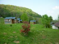 Terrain de Camping Brainans La Maison Du Haut
