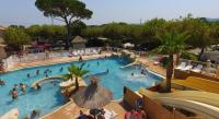 campings Le Muy Camping La Pinede