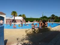Camping Aloé-Piscine-chauffee