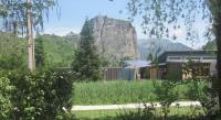 Terrain de Camping Claviers Location en Bungalow au Camping Les Lavandes
