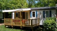 Terrain de Camping Soubise Location en Mobil home au Camping Du Petit Pont