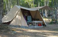 Camping Les Fougeres Lacanau-Emplacement-pour-tente