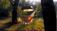 Terrain de Camping Générac Location en Mobil home au Camping Bellerive