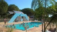 Terrain de Camping Gard Camping Le Mas De Mourgues