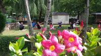 Camping de Retourtour-ATELIER-STRETCHING-AU-CAMPING-DE-RETOURTOUR-camping-ardeche-bord-de-riviere-piscine-