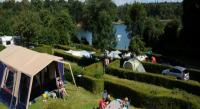 Terrain de Camping Landudec Keranterec****