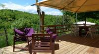 Terrain de Camping Tournon sur Rhône Camping L'Oasis