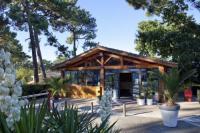 Terrain de Camping Gironde Location en Mobil home au Camping Club D'Arcachon
