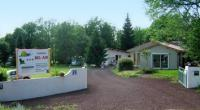 Terrain de Camping Les Ancizes Comps Location en Mobil home au Camping Bel Air a Saint Ours
