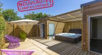 Terrain de Camping Soubise Location en Mobil home au Camping Signol