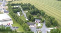 Terrain de Camping Subles Le Clos De Balleroy