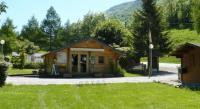 Terrain de Camping Estialescq Location en Mobil home au Camping Le Rey