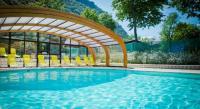 Terrain de Camping Saint Sorlin d'Arves Sas A La Rencontre Du Soleil