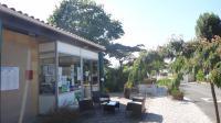 Camping Municipal Les Gabarreys-Accueil-camping
