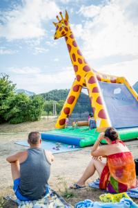 Camping International-Chateau-gonflable