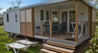 Terrain de Camping Saint Georges sur Cher Location en Mobil home au Camping La Citadelle