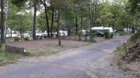 Camping municipal du Lac-emplacement-caravane