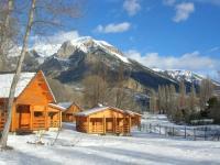 campings Châteauroux les Alpes Camping, Hôtel De Plein Air Les Cariamas