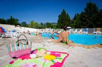 Terrain de Camping Issamoulenc Ludocamping