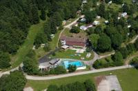 Terrain de Camping Saint Vincent de Mercuze Team Holiday - Camping Le Balcon de Chartreuse