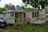 Terrain de Camping La Garnache Le Sherwood - Location en Mobil home au Camping du Bois Masson