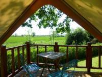 Terrain de Camping Bourgogne Camping Vert Auxois