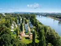 Terrain de Camping Courbevoie Camping International de Maisons-Laffitte
