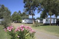 Terrain de Camping Castellare di Casinca Camping Miami plage