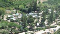 Terrain de Camping Corse Location en Mobil home au Camping Mobile Home U sole marinu