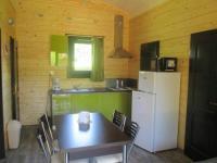 Terrain de Camping Alsace Location en Mobil home au Camping Les Rives de la Doller