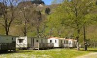 Terrain de Camping Issamoulenc camping le pre coulet