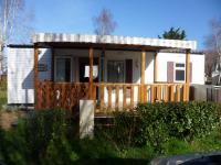 Terrain de Camping La Garnache Mobil home Cote de Lumiere - Location en Mobil home au Camping Le Bois Masson