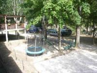 Terrain de Camping Rouet Camping Les Gorges de l'Hérault