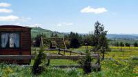 Terrain de Camping Alleyras Camping nature Au-delà des nuages