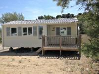 Terrain de Camping Valras Plage Mobil Home Camping en Bord de Plage La Falaise