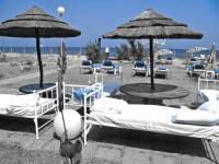Terrain de Camping Ortiporio Camping en Bord de Plage Europa Beach