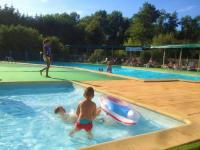 campings Saint Vincent de Paul Holiday Home Route des Minières - Camping Les Pins Du Soleil