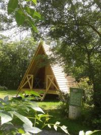 Terrain de Camping Pays de la Loire Camping L'Ilot des Marais