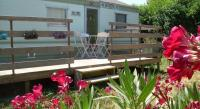 Terrain de Camping Saint Andiol Mobil Home Au Calme